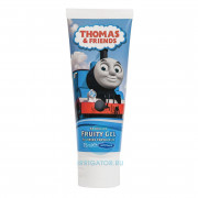 Зубная паста Thomas&Friends до 6 лет, 75 мл