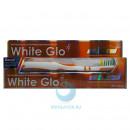 Зубная паста White Glo отбеливающая для курильщиков, 100 мл