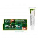 Зубная паста White Glo Herbal White отбеливающая, 24 мл