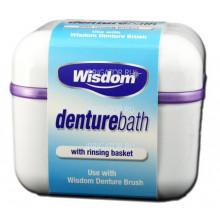 Контейнер Wisdom Denture Bath для протезов