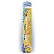 SILCA Putzi Baby 1-6 лет детская зубная щетка