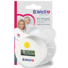 B.Well WT-09 quick термометр электронный (соска)