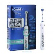 Электрическая зубная щетка Braun Oral-B Teen 4000 D601.523.3