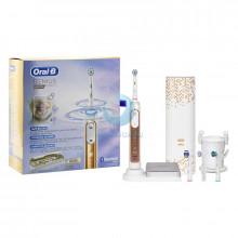 Электрическая зубная щетка Braun Oral-B Genius 10000N Rose Gold