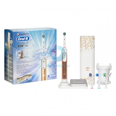 Braun Oral-B Genius 9000 Rose Gold