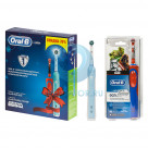 Braun Oral-B 500 CrossAction + Braun Oral-B S...