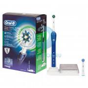 Электрическая зубная щетка Oral-B Pro 4000 Cross Action