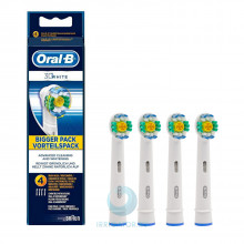 Насадки Braun Oral-B 3D White, 4 шт