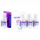 Набор ополаскивателей CURAPROX Perio Plus Forte с хлоргексидином 0,20%, 4 шт х 100 мл