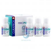 Набор ополаскивателей CURAPROX Perio Plus  Balance c хлоргексидином 0,05%, 4 шт х 100 мл