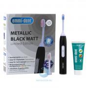Ультразвуковая зубная щетка Emmi-Dent 6 Professional Black Matt черная матовая