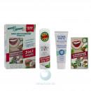 Набор Global White для отбеливания и реминерализации 3 в 1 White & Strong Kit