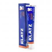 Зубная паста Klatz LIFESTYLE Активная защита без фтора, 75 мл