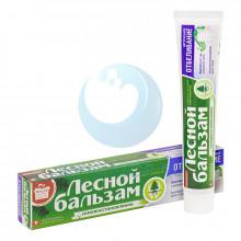 Зубная паста Лесной бальзам Натуральное отбеливание,75 мл