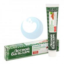 Зубная паста Лесной бальзам Защита иммунитета, 75 мл
