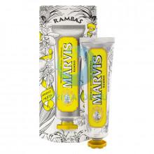 Зубная паста Marvis RAMBAS Ананас и мята, 75мл