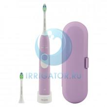 Звуковая электрическая зубная щетка Philips Sonicare 2 Series Plaque Control HX6212/88