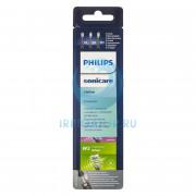 Насадки Philips Premium HX9073/33, 3 шт., черные