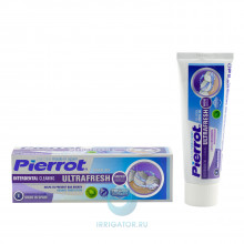 Зубная паста гель Pierrot Ultrafresh Gel 75 мл