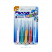 Ершики межзубные Pierrot Interdental Mix