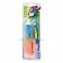 Дорожный набор для детей Pierrot Piwy Junior Dental Kit