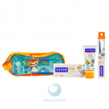 Набор Dentaid Vitis Kids Kit от 2 до 5 лет