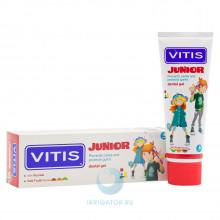 Зубная паста Dentaid Vitis Junior тутти-фрутти, 6+, 75 мл