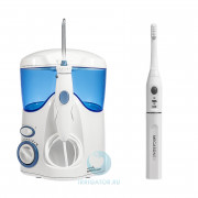 Waterpik WP-100 Ultra E2 + щетка Megasonex