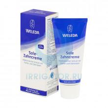 Зубная паста Weleda с минеральной солью, 75 мл