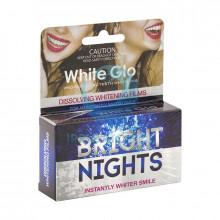 Полоски White Glo Bright Light отбеливающие, 6шт