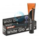 Зубная паста White Glo отбеливающая экстрасильная с углем, 100 гр