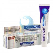 Зубная паста White Glo CRAVE AWAY с эффектом снижения аппетита, 100 г