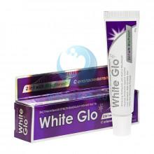 Зубная паста White Glo 2в1 С ополаскивателем, 24 г