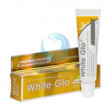 Зубная паста White Glo  Для Курящих, Отбеливающая, 24 г