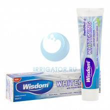 Зубная паста Wisdom Fresh Effect Whitening, 100 мл