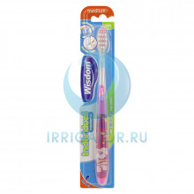 Зубная щетка Wisdom Individual Compact Head Interdental, medium