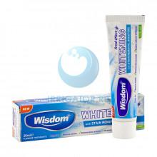Зубная паста Wisdom Fresh Effect Whitening, 30 мл